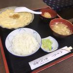 107394540 - 【ほたて貝焼きみそ定食】(1100円税込)