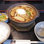 107395045 - 味噌煮込み定食