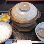 107395052 - 味噌煮込み定食