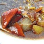 107395599 - レストラン 美夕 「あんかけ中華麺」