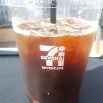 セブンイレブン - ドリンク写真:アイスコーヒーM100円