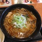 味のまるまつ - 料理写真:サンラータンメン 645円