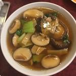107399509 - 香菇麺(椎茸うま煮そば)