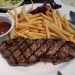 アメリカンダイナー・バー&グリル - Diner'sステーキ
