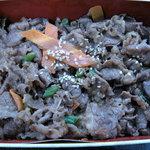 近江牛専門店 れすとらん 松喜屋 - 焼肉重弁当
