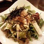 1074753 - 山芋と大根サラダ