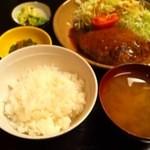 萬福食堂 - ハンバーグ定食