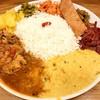 ポンガラカレー - 料理写真:スリランカプレート♪