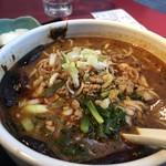 107401360 - 四川ゴマ辛味タンタン麺アップ