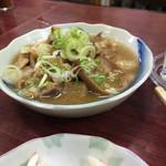 エビス・元祖牛煮込 - 料理写真:牛肉煮込み