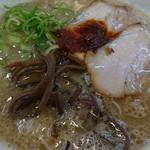 拉麺 空海 - 白豚骨