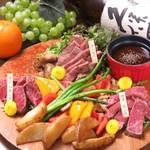 肉と魚と鍋 わがまま屋 - その他写真:人気no.1 肉バル堪能コース