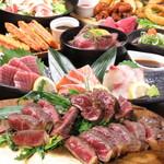 肉と魚と鍋 わがまま屋 - その他写真:わがまま屋特別コース