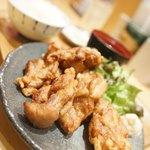 ばんぶう - 北海道ザンギ定食