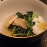 10741348 - 小松菜のおひたし