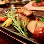 肉ろばた 肉の寿司 carne -