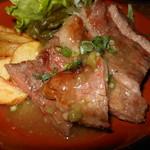 107415283 - サーロインのお肉拡大