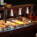 カトレヤ - 料理写真:ホテルシェフ自慢の料理が楽しめます