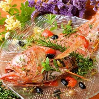 【お魚】柳橋市場から仕入れる鮮魚♪