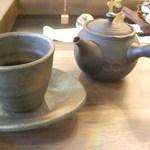 10742215 - 和紅茶の容器もおしゃれ
