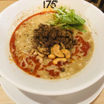 175°DENO担担麺 - 汁あり担担麺  シビれあり