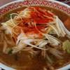 太白飯店 - 料理写真:ねぎみそラーメン 960円