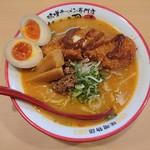 107426418 - 北海道百年味噌カツラーメン