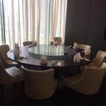 Szechwan Cuisine & Wine 御馥 - 内観2:個室