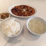 Szechwan Cuisine & Wine 御馥 - お料理