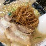 あじ助 - メンマ麺