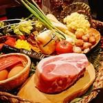 OGGI DAL-MATTO - 本日の食材