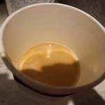 最強のバターコーヒー - かなり冷めても分離せずクリーミーなまま