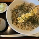 そば処 大和 - 料理写真:冷やし海老天
