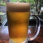 107434975 - 生ビールの大は 嬉しいですね~