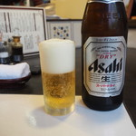 グリル佐久良 - ビール