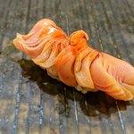 鮨 乃すけ  - ◆赤貝