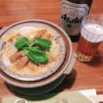 民芸茶屋六騎 - 料理写真:柳川鍋