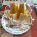 カマナ - クルフィー(¥430)