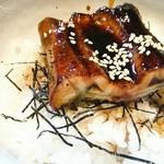 マスカクラブ - 鰻の蒲焼丼