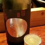 107438790 - お酒①龍勢 生酛 備前雄町 特別純米酒(広島・竹原)