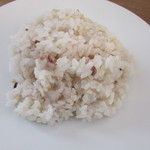 カフェ ラ トローブ - 雑穀米