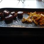 鉄板焼 「金葉亭」 - ステーキ
