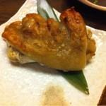 日本料理 鞆膳 - 脂っこくない豚足。