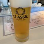 yu~来 - ご存知、サッポロクラッシック生ビール