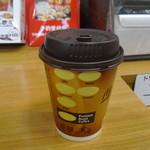 マクドナルド - ドリンク写真:ホットコーヒーMサイズ 190円
