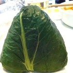 BARBARA PORTABLE - 高菜のおにぎり