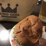 キングゴッドバーガー -