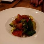 肉料理と赤ワイン ニクバルダカラ - 料理写真:サラダ