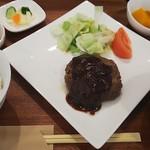 ケールイス - ハンバーグ定食