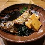 完全個室 喰の眞方  - 黒むつの煮魚